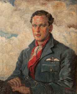 Cuthbert Julian Orde - Squadron Leader Michael Lister Robinson, 609 Squadron