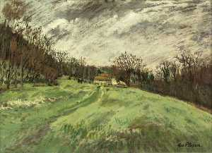 Enslin Du Plessis - The Field, Much Hadham