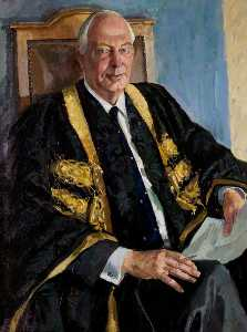 Trevor Stubley - Basil Charles Leicester Weedon (1923–2003), CBE, DSc, PhD, DTech, LLD, ARCS, DIC, CChem, FRSC, FRS, Vice Chancellor (1975–1988)