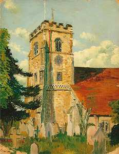 Eric Trayler Cook - Church of St Mary the Virgin, Felpham
