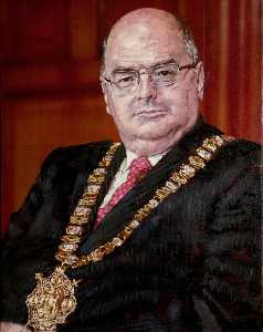 John Keane - Councillor Patrick Convery (b.1957), Lord Mayor (2010–2011)