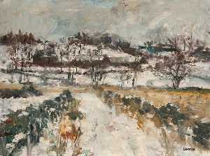Joseph Byres Edwards - Winter Time