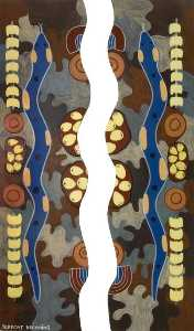 Antonia Phillips - -Dreams of Australia- Series, Serpent Dreaming
