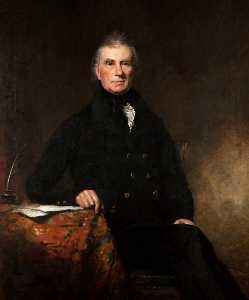 Colvin Smith - Captain John Grant of Congash (1774–1861), Factor of Strathspey Estates