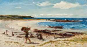 Colin Hunter - On the East Coast of Scotland