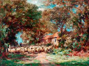 Owen Bowen - The Farm Lane