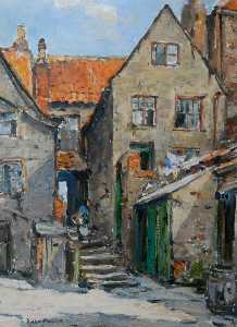 Owen Bowen - Argument Yard, Whitby, North Yorkshire
