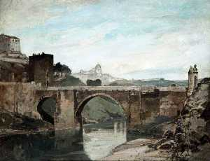Oliver Hall - A Spanish Bridge