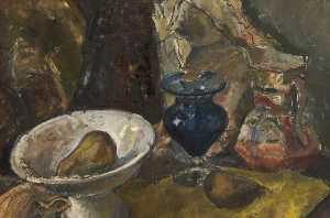 Joan Hargreaves - Still Life (verso)