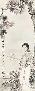 Deng Fen - Lady Under Tung Tree