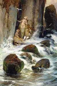Georg Janny - The Mystical Gorge
