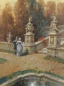 Georg Janny - In the Park