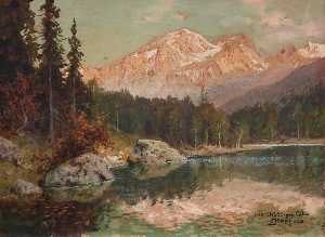 Georg Janny - Hintersee