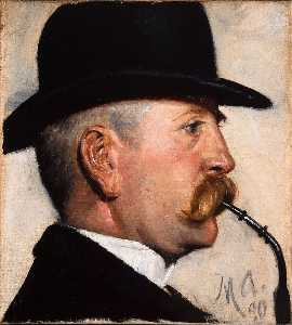 Michael Peter Ancher - Michael Therkildsen