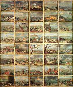 Jan Van Kessel The Elder - The Animals
