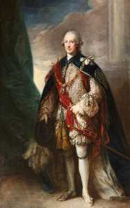 Thomas Gainsborough - Hugh Percy, 1st Duke of Northumberland