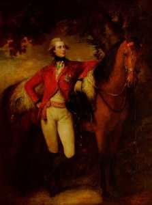 Thomas Gainsborough - George, Prince of Wales, Later George IV