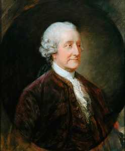 Thomas Gainsborough - John Montagu, 4th Earl of Sandwich