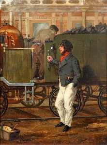Henry Thomas Alken - The Driver of 1852