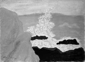 Milton Avery - The Wave