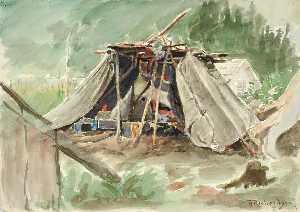 Theodore J. Richardson - Indian Camp, Alaska
