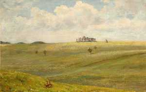 Edgar Barclay - Stonehenge Bottom, Wiltshire