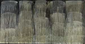 Pat Steir - Sixteen Waterfalls of Dreams, Memories, and Sentiment