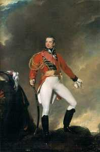 Thomas Lawrence - George Gordon, 5th and Last Duke of Gordon