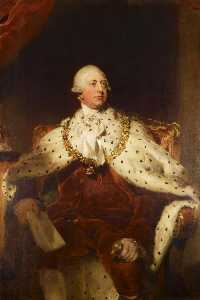 Thomas Lawrence - King George III (1738 1820)