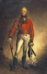 Martin Archer Shee - Lieutenant General Sir Thomas Picton