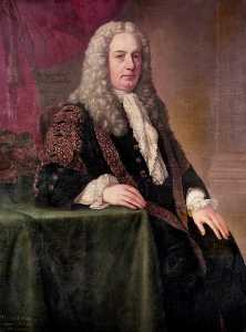 Stephen Slaughter - Henry Boyle, 1st Earl of Shannon, Speaker of the Irish House of Commons
