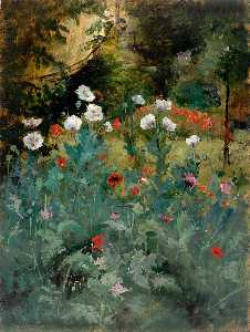 Eliphalet Fraser Andrews - Poppies