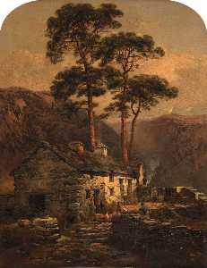 William Pitt - Betws y Coed