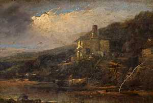 William Pitt - Fishing Cottage, Allsands, South Devon