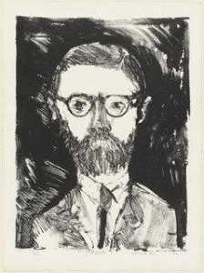 Robert Andrew Parker - Self Portrait