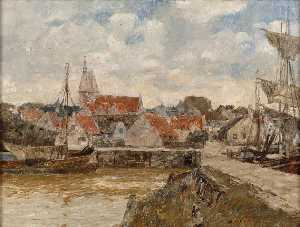 Andreas Dirks - Fishing port