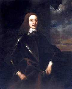 Alexander Craig - Edward Somerset, 2nd Marquis Worcester (copy after Anthony van Dyck)