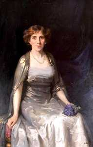 Beatrice Bright - Mrs Lurline May Higgon