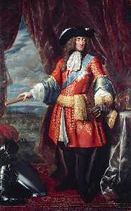 Benedetto Gennari The Younger - James II