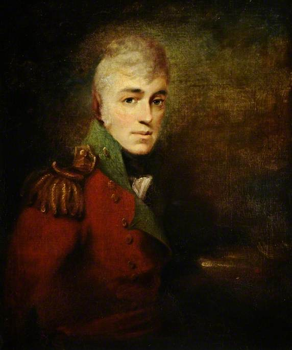 Captain Thomas Asline Ward (1781–1871) by Francis Legatt Chantrey (1782-1841, United Kingdom) | Art Reproduction | WahooArt.com