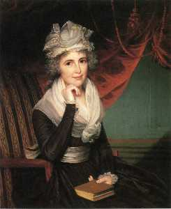 James Earle - Mrs. John Rogers (Elizabeth Rodman Rogers)