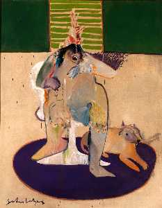 Fritz Scholder - Indian and Contemporary Chair