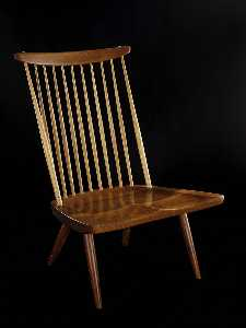 George Nakashima - Lounge Chair