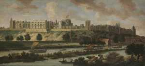 Johannes Vorsterman - Windsor Castle