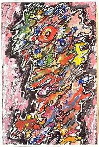 Jean Philippe Arthur Dubuffet - Legendary Personages