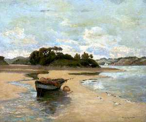 Percy Robert Craft - The Estuary, Devonshire