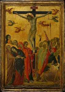 Segna Di Buonaventura - The Crucifixion