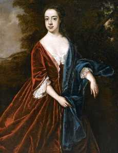 William Gandy - Philippa Brown, née Musgrave (c.1699–1735), Wife of Thomas Brown