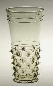 Alan Goldfarb - Forest Glass Beaker