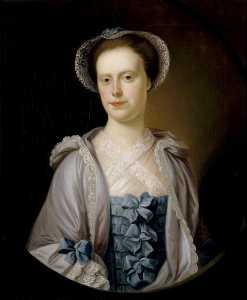 Richard Phelps - Margaret Luttrell (1726–1766), Mrs Henry Fownes Luttrell